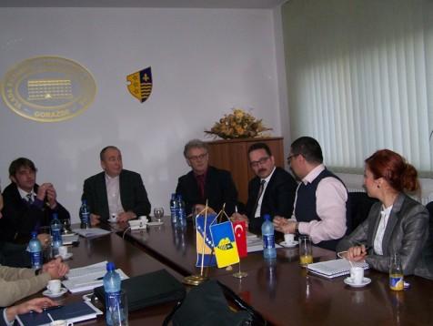 Sastanak sa predstavnicima TIKA-e